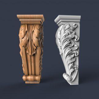فروش طرح سه بعدی-خرید طرح سه بعدی-طرح cnc روی چوب