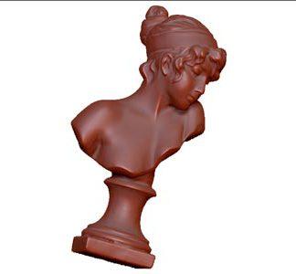 فروش مدل سه بعدی مجسمه ۷-فروشگاه مدل سه بعدی-خرید طرح سه بعدی
