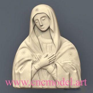 طرح مجسمهSTL، طرح سه بعدی مجسمه، طرح سی ان سی مجسمه، مجسمه سه بعدی فرشته