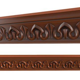 عکس طرح stl-فایل منبت-مدل منبت کتیبه-طرح cnc چوب ab14