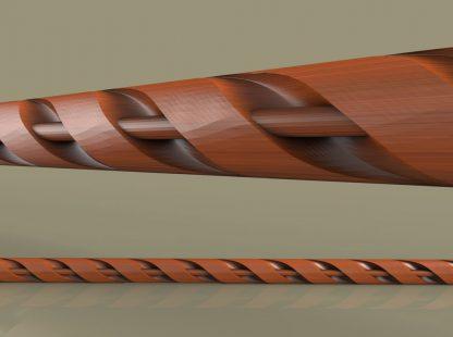 عکس طرح stl-فایل منبت کتیبه-مدل منبت-طرح cnc چوب
