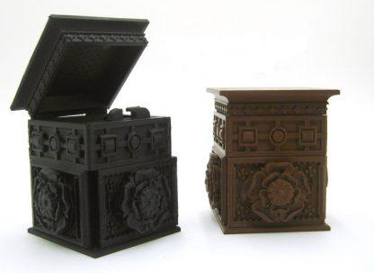 عکس طرح منبت صندوق رز-طرح stl-مدل منبت-طرح cnc چوب